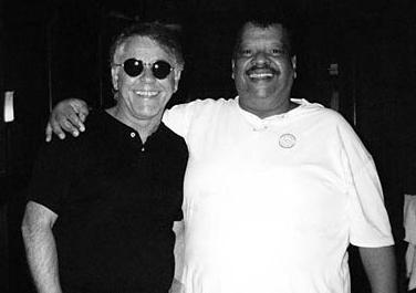 Nelson Motta e Tim Maia